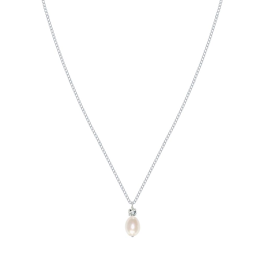 Anna pearl wedding necklace chez bec anna pearl wedding necklace junglespirit Gallery