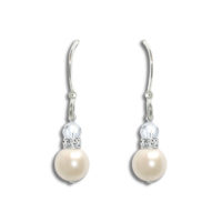 Chez Bec Crystal Elegance Earrings £28