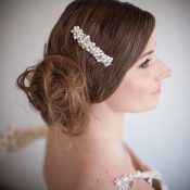 Emily Pearl Bridal Hair Comb