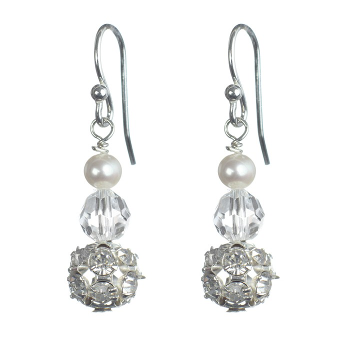 Chez Bec Florence Earrings £30