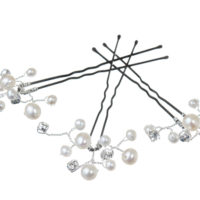 Chez Bec Set of 3 Belle Hair Pins £48 (2)
