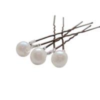 Chez Bec Set of 3 Pearl Hair Pins £18