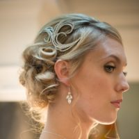 Downton Bridal Earrings