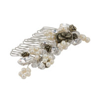 Rosa Vintage Pearl Bridal Hair Comb