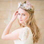 Lauren Flower Crown £85 Chez Bec