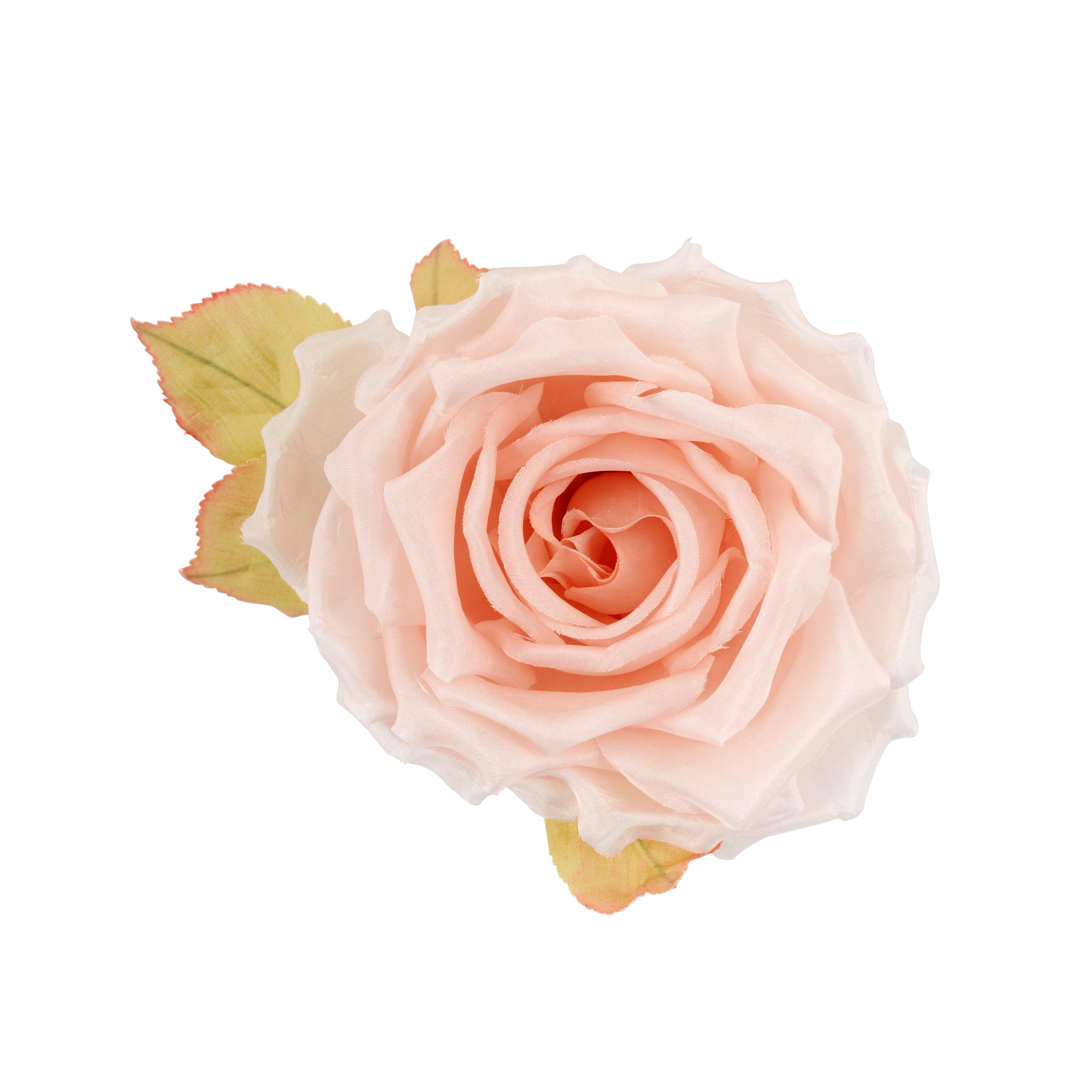 Clementine Hair Flower £52 Chez Bec Pink