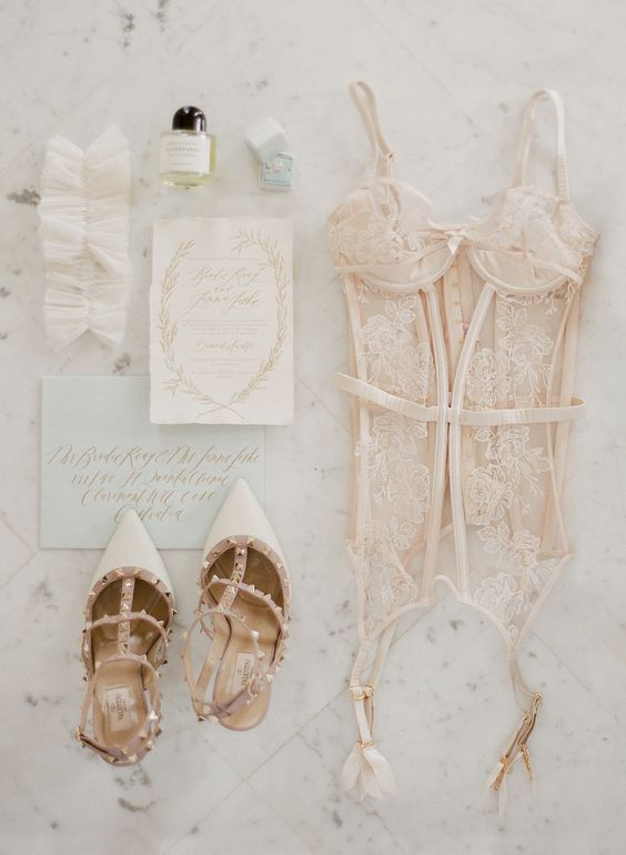 Wedding Dress Lingerie