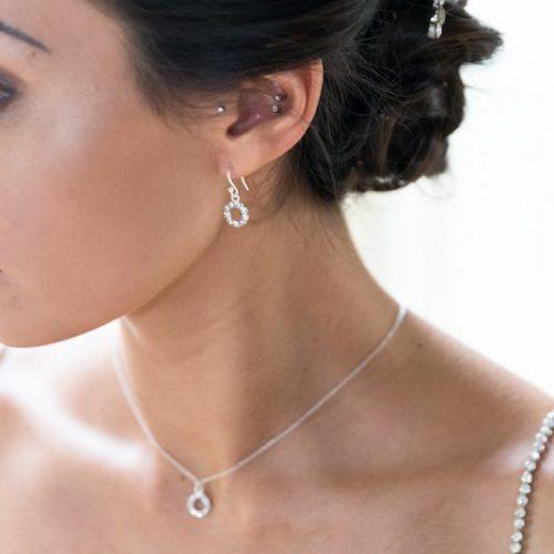 Stella charm necklace