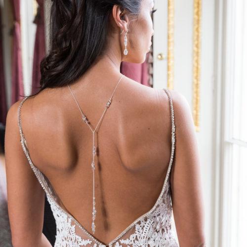 Margot Back necklace
