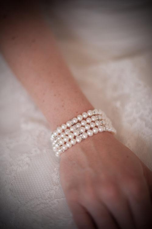 Chez Bec Crystal Elegance II Bracele