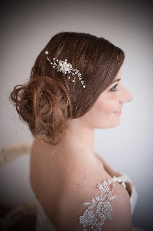 Florence Bridal Hair Comb