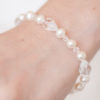Scarlett Pearl Wedding Bracelet