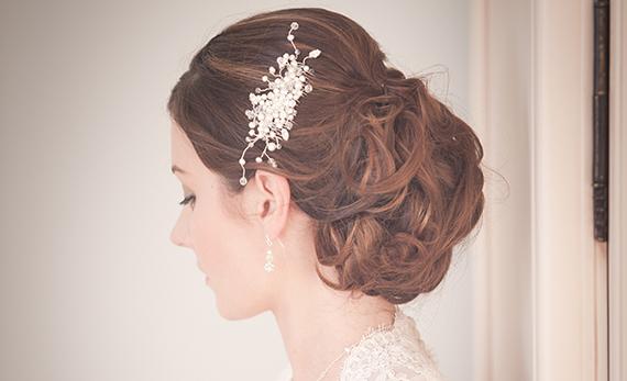 Bridal Hair Combs