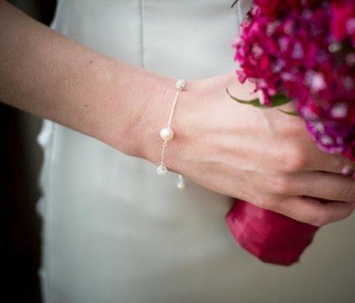 Abi Bridal Bracelet