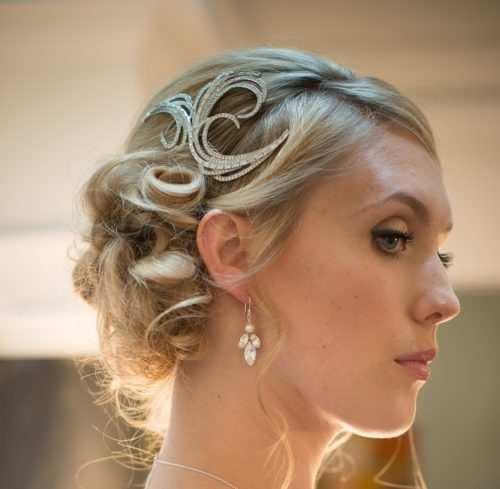 Downton Bridal Earrings