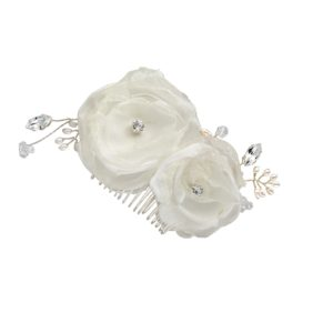 Flora Flower Bridal Hair Comb