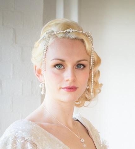 Sophie Deco Headband £128 Chez Bec