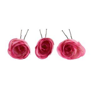 Rose Bud Pins £24 Chez Bec Fuchsia