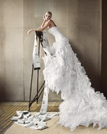 Wedding Dress Sizing