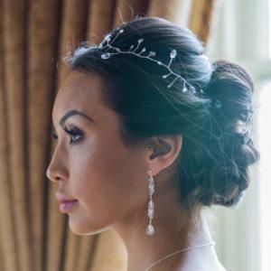 Lili Bridal Hair Vine