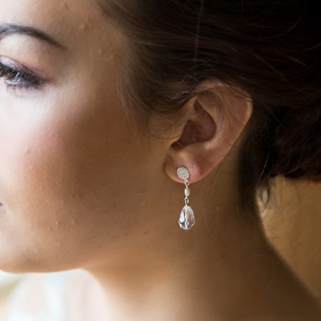 Lili drop earrings