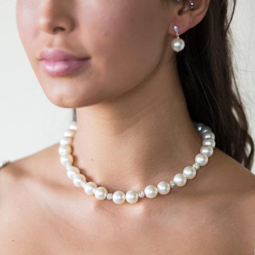 Jackie O earrings