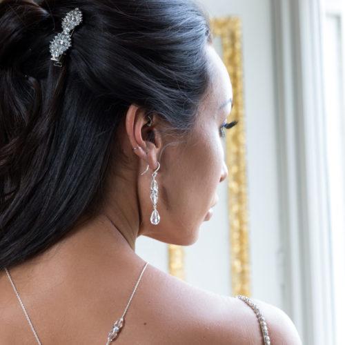 Margot drop earrings