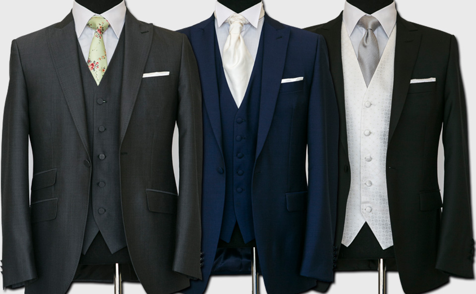 Groom Suit Hire